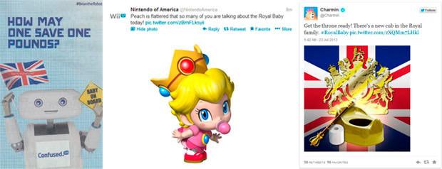 Gasp blog newsjacking royal baby 2