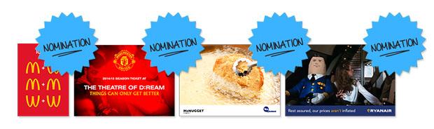 Gasp blog chip shop awards