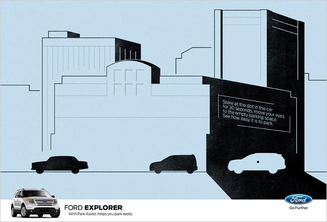 Gasp blog ford explorer print ad