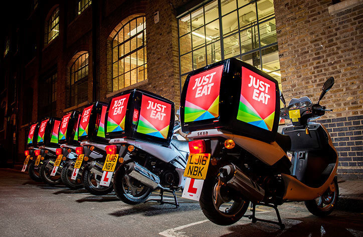 Gasp blog just eat scooters