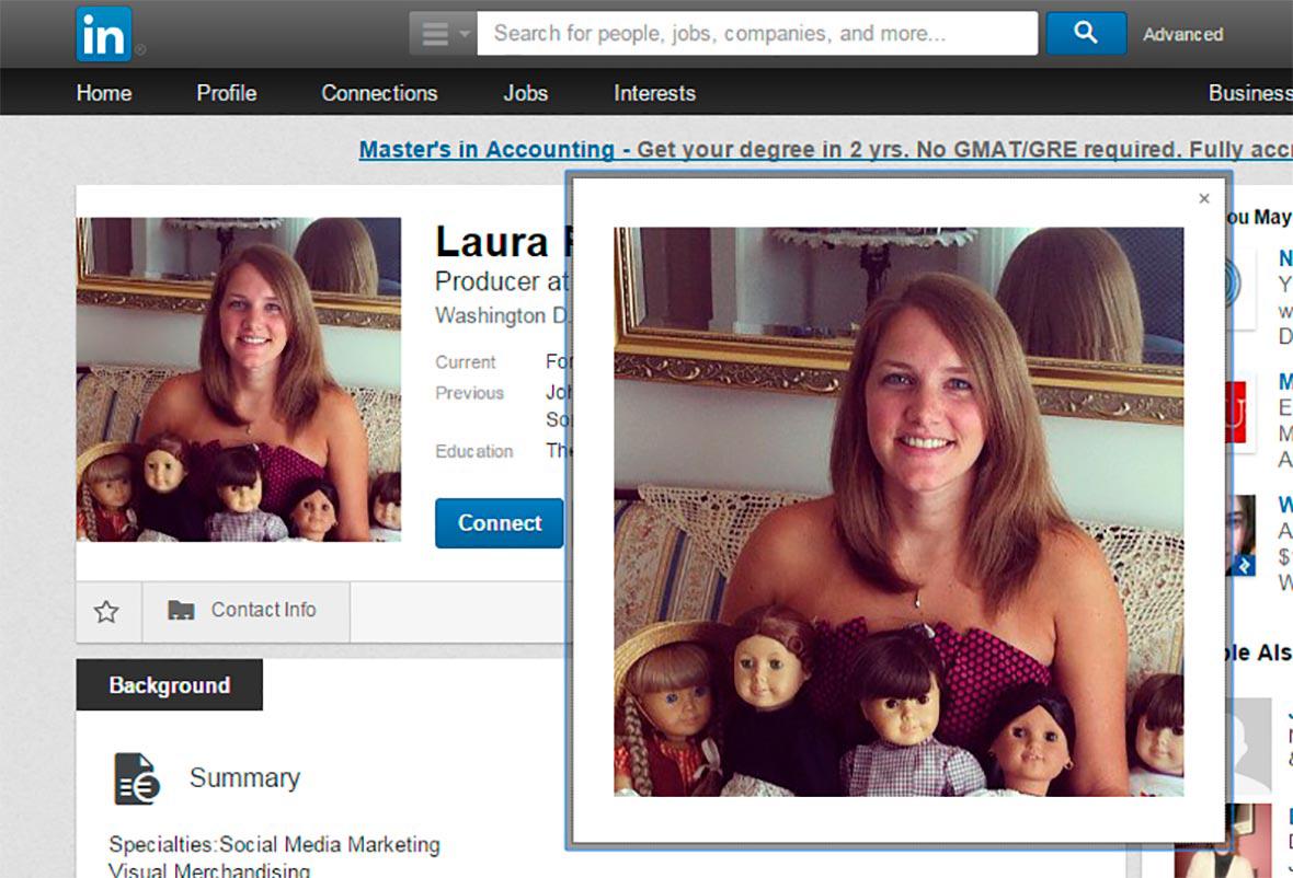 Gasp blog linkedin dolls