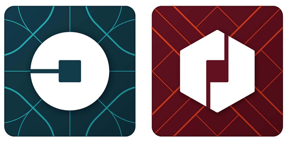 Gasp blog uber logo
