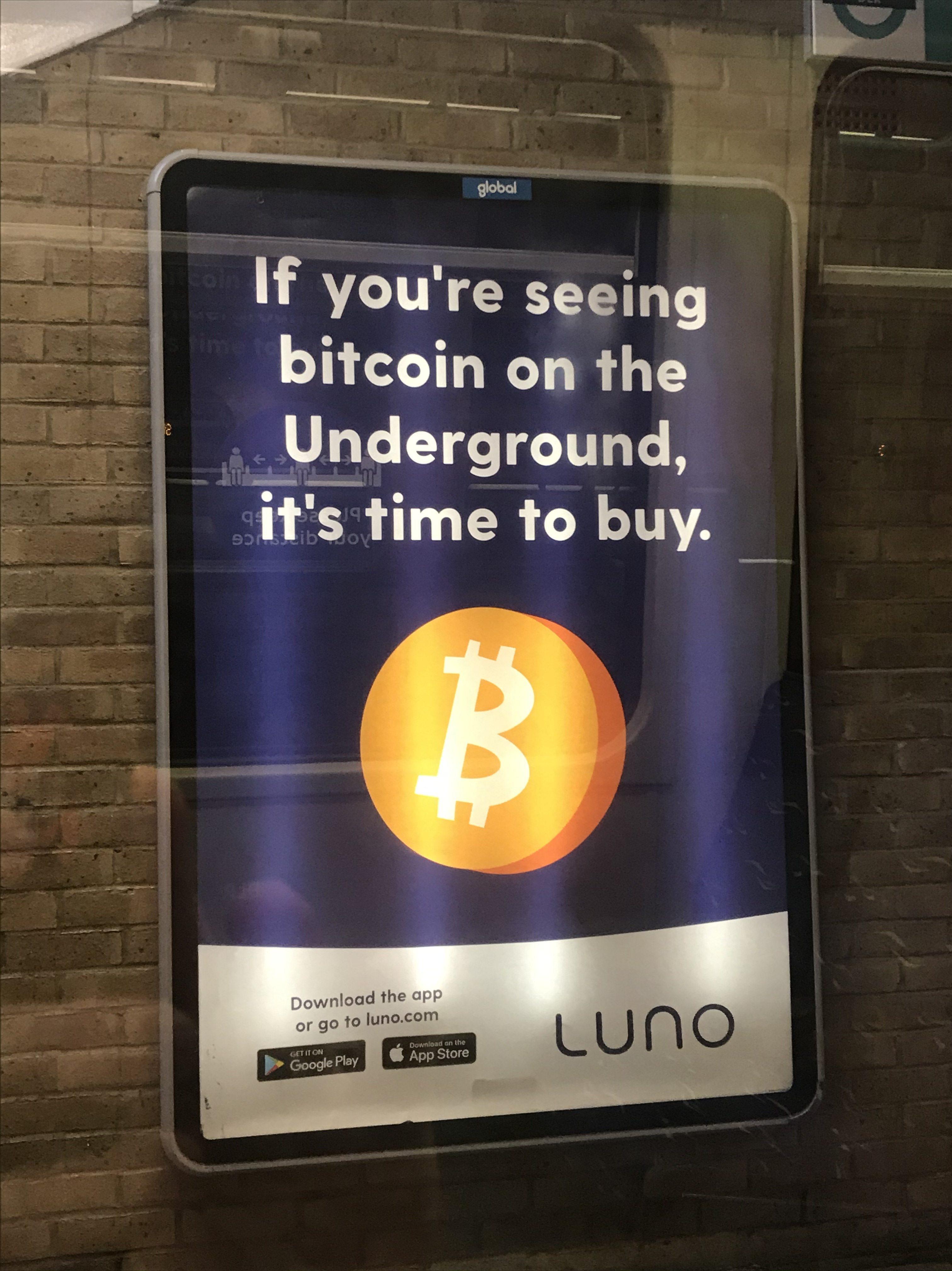 Bit Coin Tube Ad