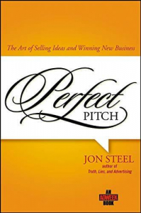 Book perfect pitch