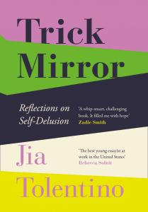 Book trick mirror