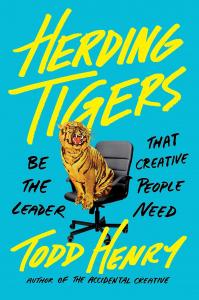 Book herding tigers