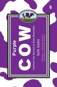 Book purple cow 1