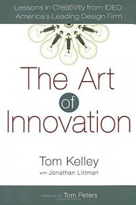 Book art of innovation