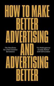 Book how to make advertising better