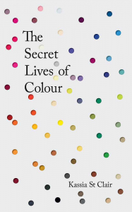 Book secret lives colour