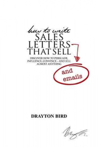 Book sales letters that sell