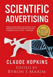 Book scientific advertising