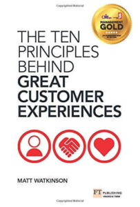 Book 10 principles great cx
