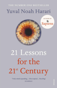 Book 21 lessons for the 21st century
