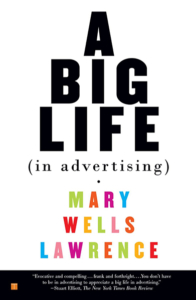 Book a big life in advertising
