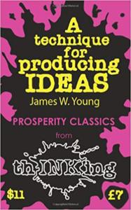 Book a technique for producing Ideas