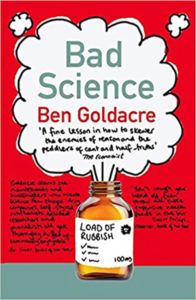 Book bad science