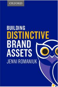 Book building distinctive brand assets
