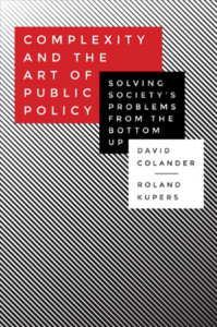 Book complexity and the art of public policy