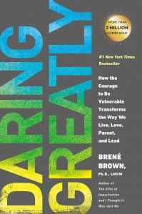 Book daring greatly