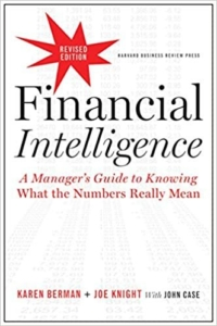 Book financial intelligence