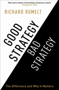 Book good strategy bad strategy
