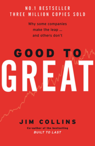 Book good to great