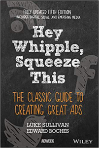 Book hey whipple squeeze this