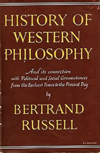 Book history of western philosophy
