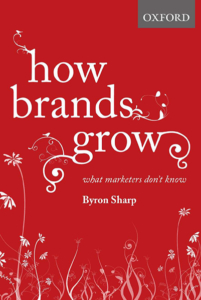 Book how brands grow