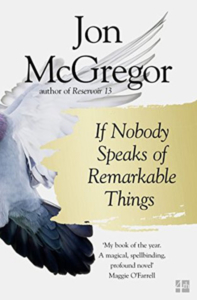 Book if nobody speaks of remarkable things