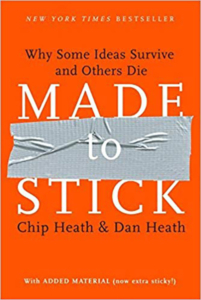 Book made to stick