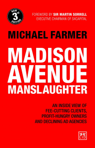 Book madison avenue manslaughter 1