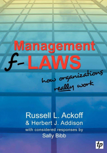 Book management f laws