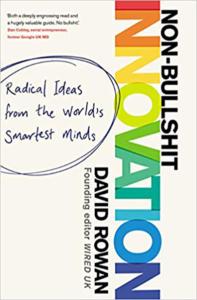 Book non bullshit innovation