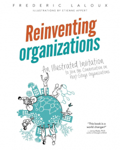 Book reinventing organisations