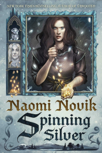 Book spinning silver