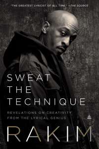 Book sweat the technique