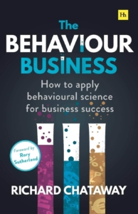 Book the behaviour business