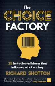 Book the choice factory