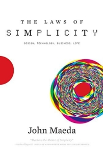 book the laws of simplicity