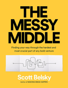 Book the messy middle