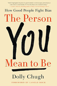 Book the person you mean to be