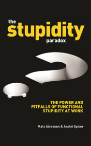 Book the stupidity paradox