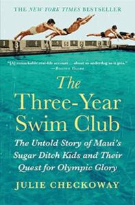 Book the three year swim club