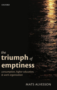 Book the triumph of emptiness