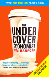 Book the undercover economist