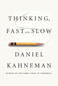 Book thinking fast and slow