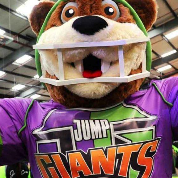 Jump giants brand launch header