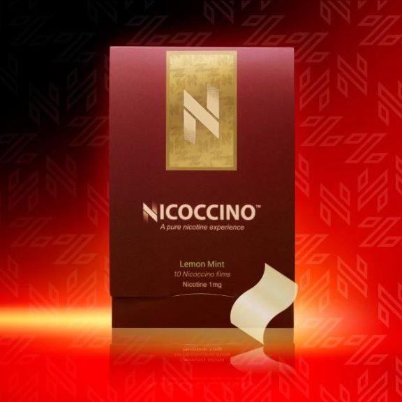 Nicoccino product launch header